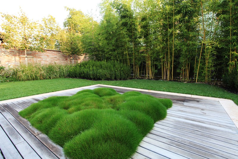 Silvia ghirelli paesaggista for Low mounding ornamental grasses